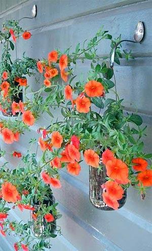 из чего сделать цветочные горшки 28