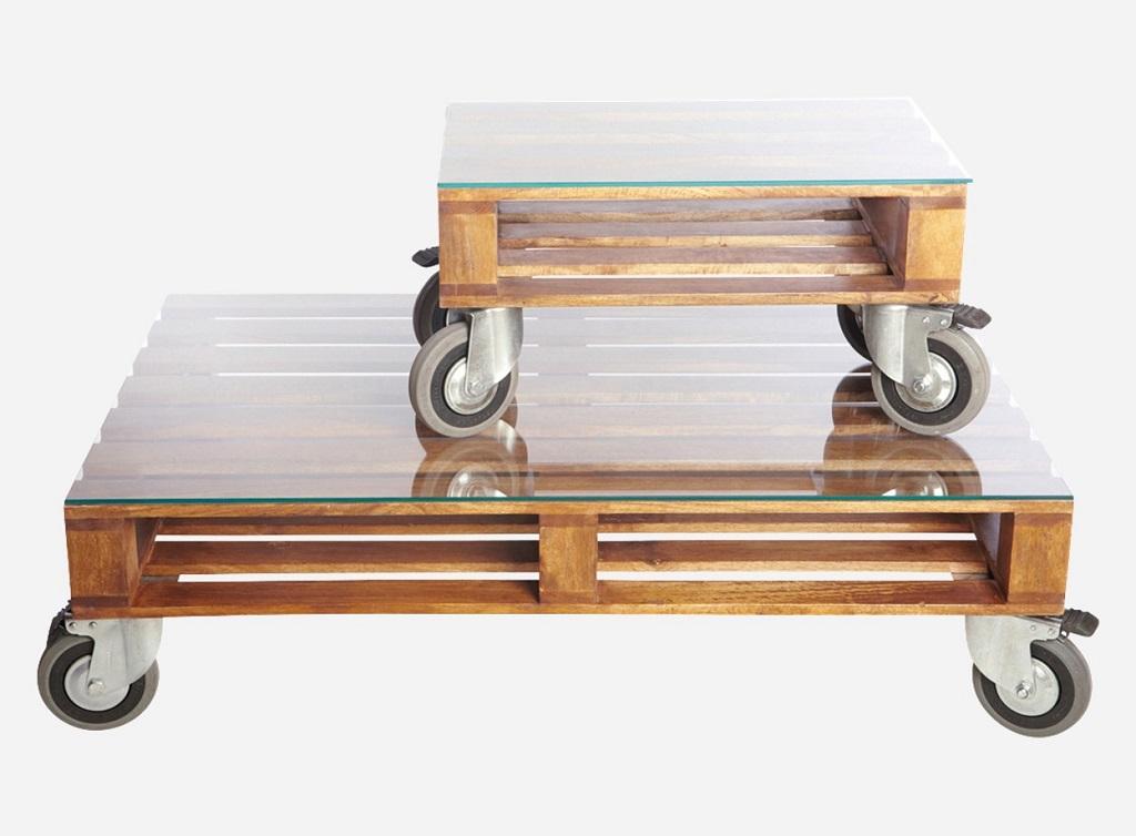 Изготовление мебели из поддонов