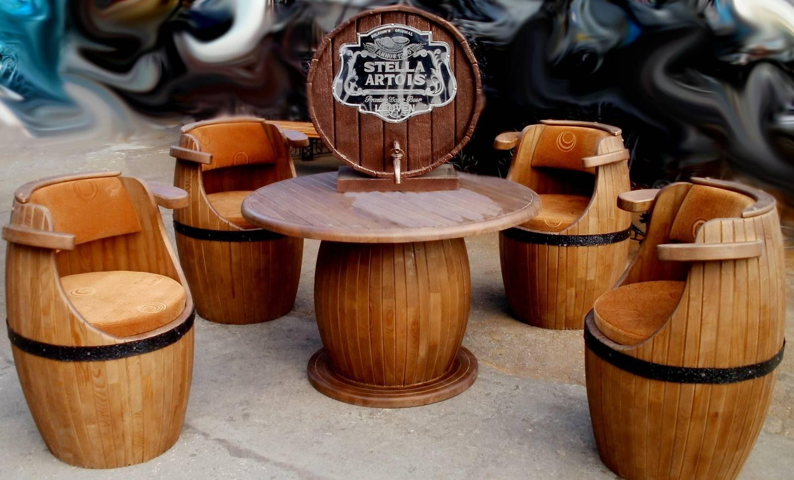 Деревянная бочка своими руками - пошаговая инструкция, видео 89
