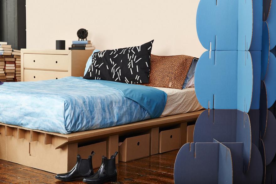 Устойчивость мебели из картона