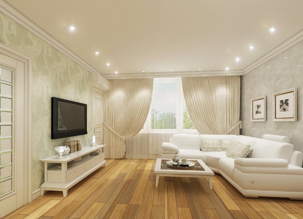 Дизайн освещения в квартирах