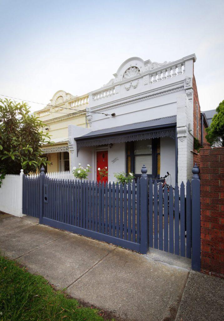 Дом Викторианской эпохи в Брунсвик Ист обновляется