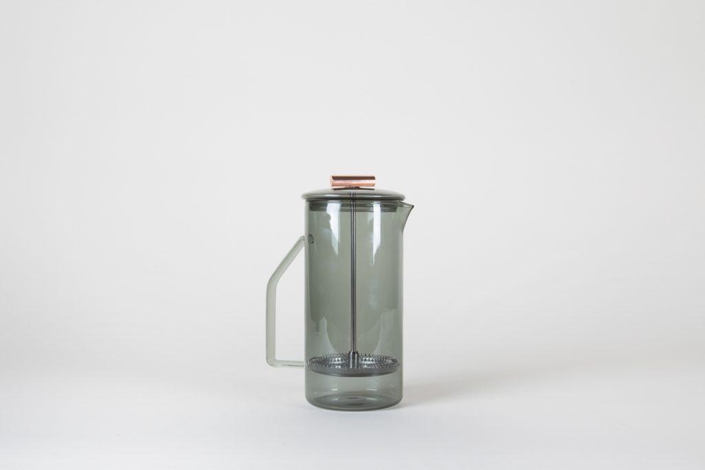 Стеклянные кофейные аксессуары от YIELD