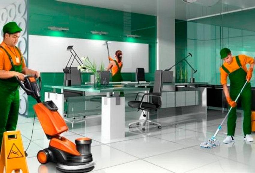 Клининговая компания – эффективное решение проблем уборки