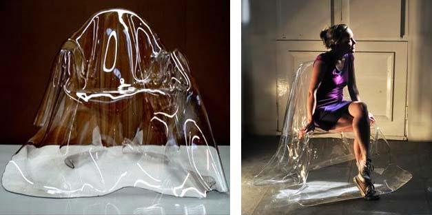 пластиковая мебель 011