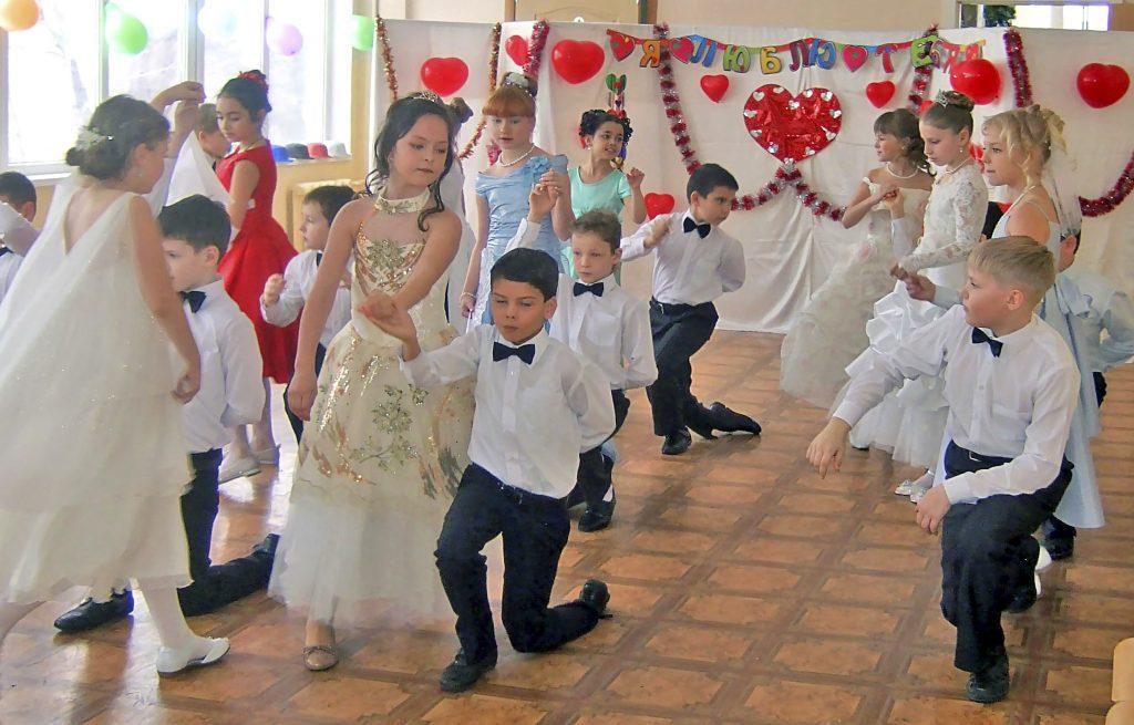 Танец пар