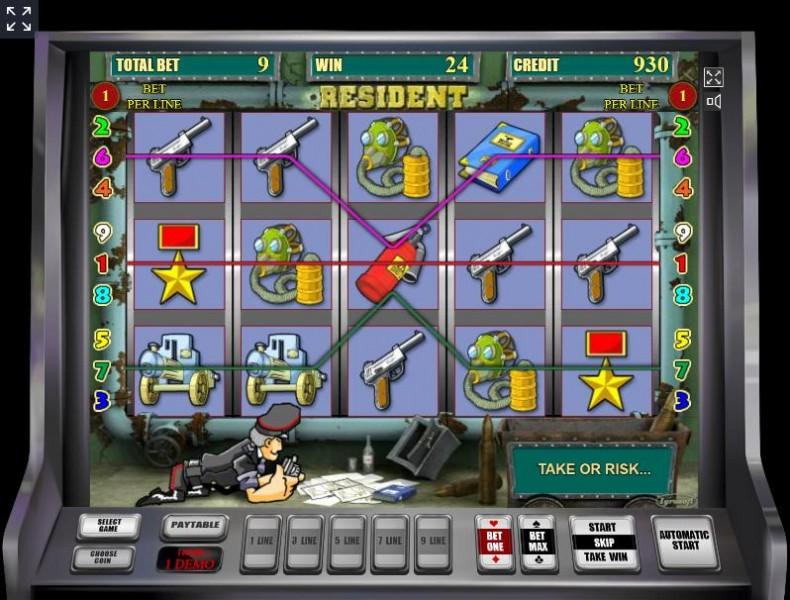 Бесплатные игровые автоматы казино Адмирал и регулярные призы