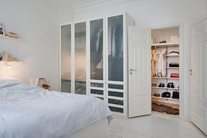 Отдельная комната для одежды