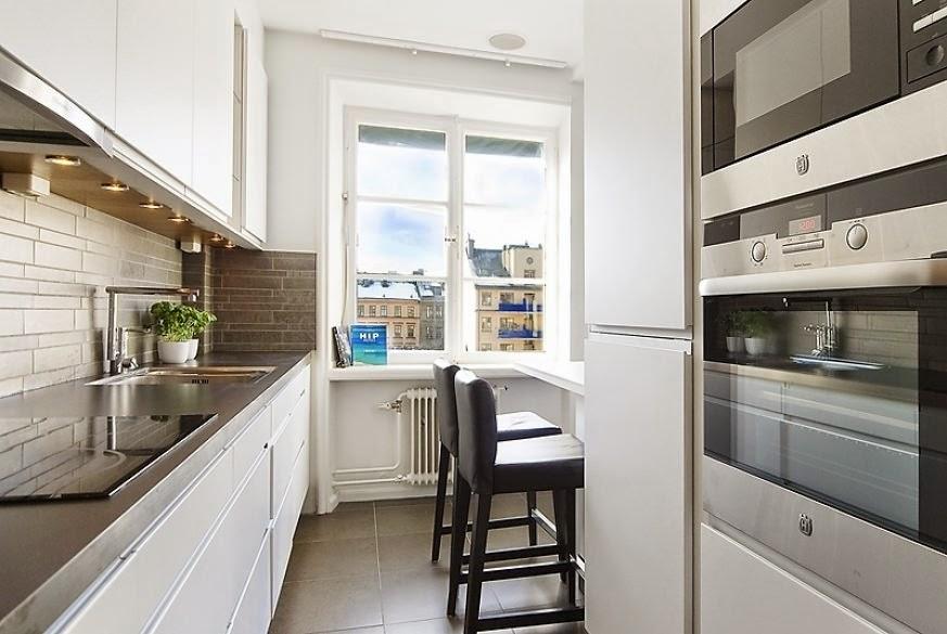 Идеи дизайна кухни 12 кв. м