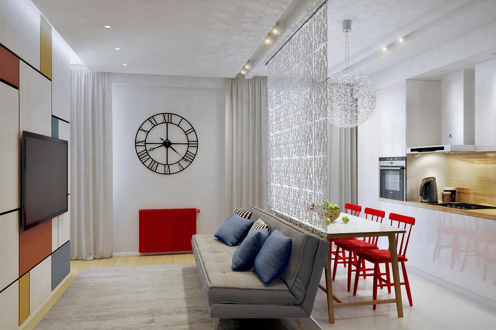 Дизайн-проекты кухни 12 м2 в стиле минимализм