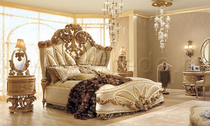 Элитные итальянские спальни Art Deco, Art Nouveau, Provence и др. Обзор мебели
