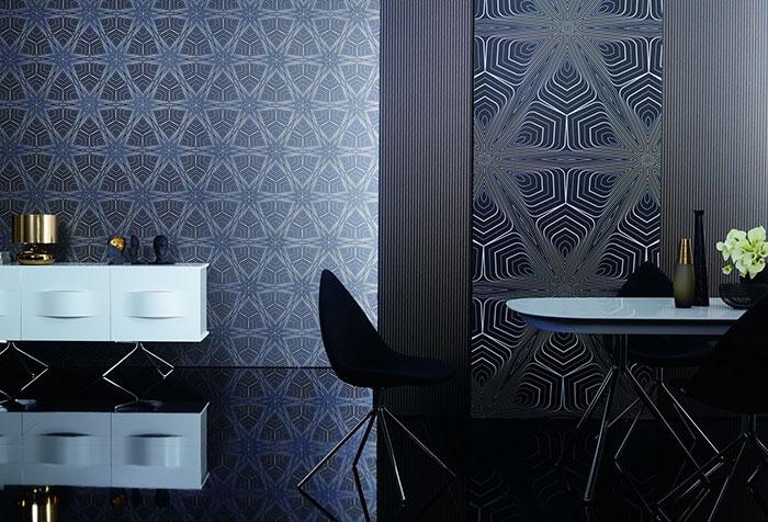 Индивидуализация интерьеров - дизайнерские обои