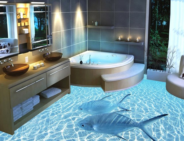 """Картинки по запросу """"напольные покрытия для ванной комнаты"""""""