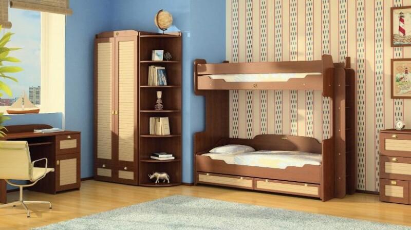Детская мебель, что нужно учитывать при покупке